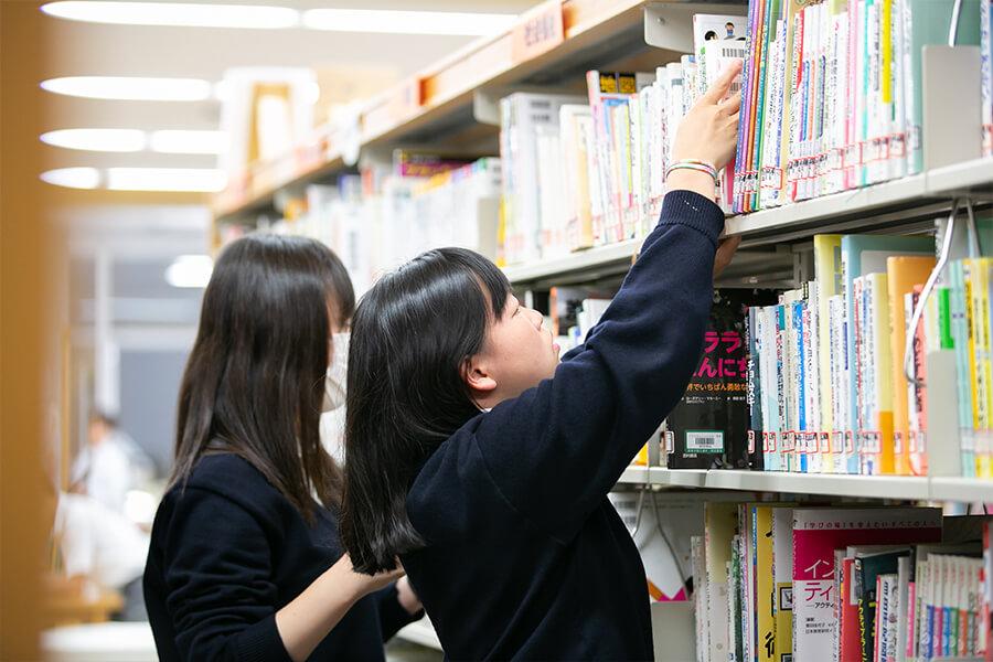 図書委員活動