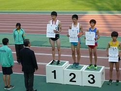陸上競技部 神奈川県中学校陸上競技選手権で優勝しました