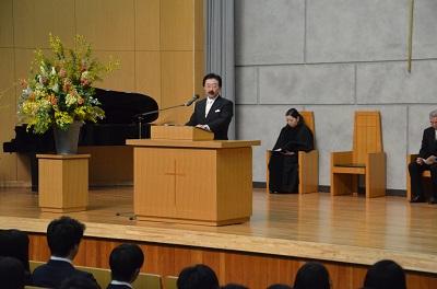 高等学校 第66回卒業式 式辞(抄)