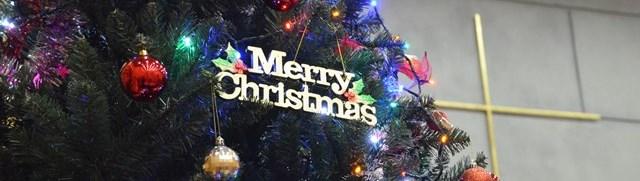 クリスマス賛美礼拝のご案内