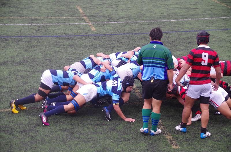 高校ラグビー部 全国大会神奈川県予選準決勝(ベスト4)進出