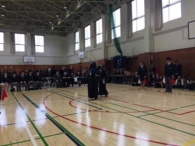 第4回関東学院六浦少年少女剣道大会を開催しました
