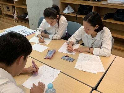 神奈川県高等学校英語ディベートワークショップへ参加しました
