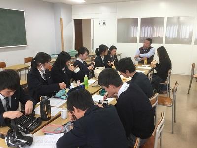 台湾研修 ランチミーティングを行いました