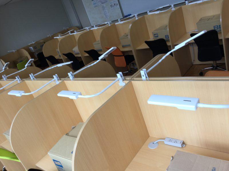 広報室通信~新しい自習室~