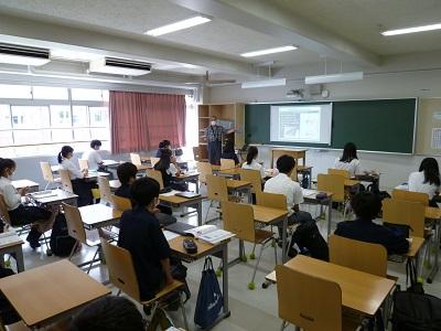 広報室通信~新しい学校生活~