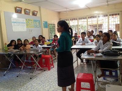 カンボジア サービス・ラーニング研修の事前説明会を行いました