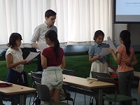 KGM Kids Summer English(小学生対象英会話レッスン)のご案内