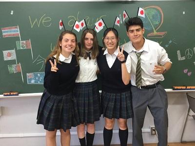 校長のつぶやき(6)~留学生ありがとう、さようなら。活躍を祈ります。~