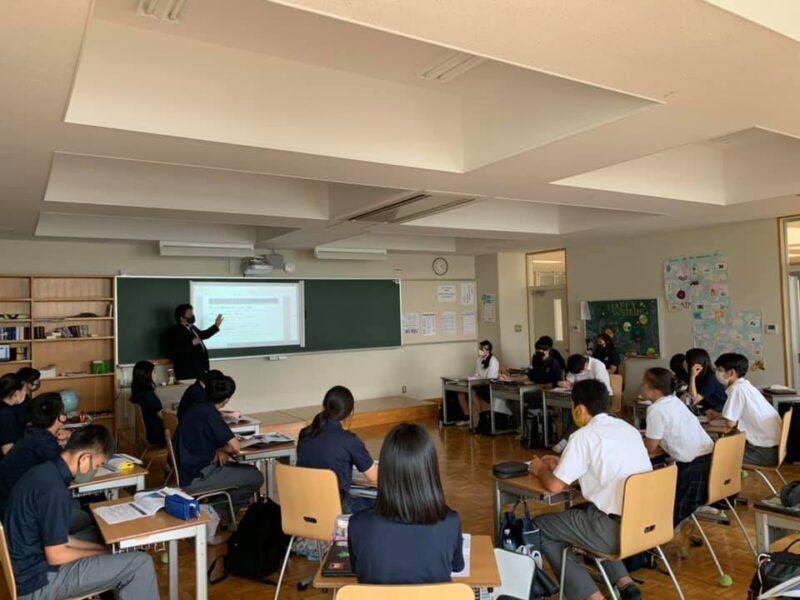 【4年生GLEクラス】日経新聞に生徒の投稿が掲載されました