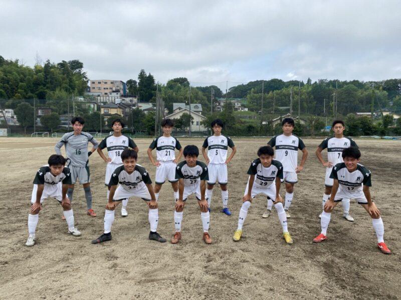 高校サッカー部 全国高等学校サッカー選手権大会神奈川県予選へ出場します